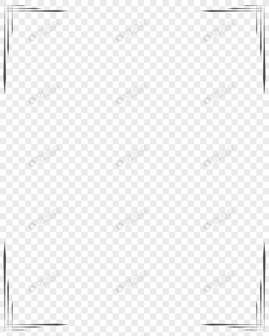 Siyah Cizgi Cerceve Resim Grafik Numarasi 400542344 Tr Lovepik Com