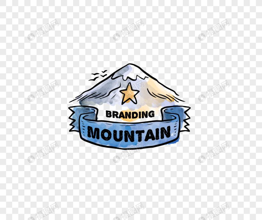 Ý tưởng thiết kế logo watercolour vector Hình ảnh   Định dạng hình
