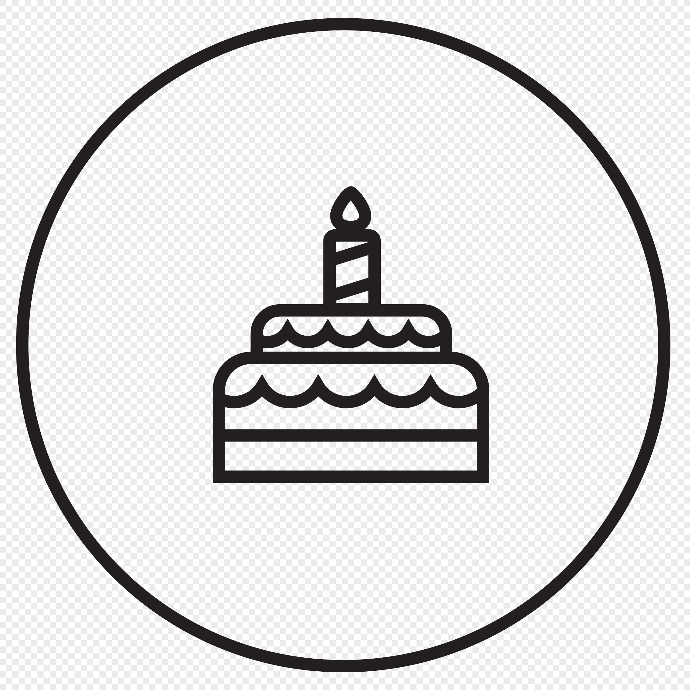 Cake Icons Topsimages