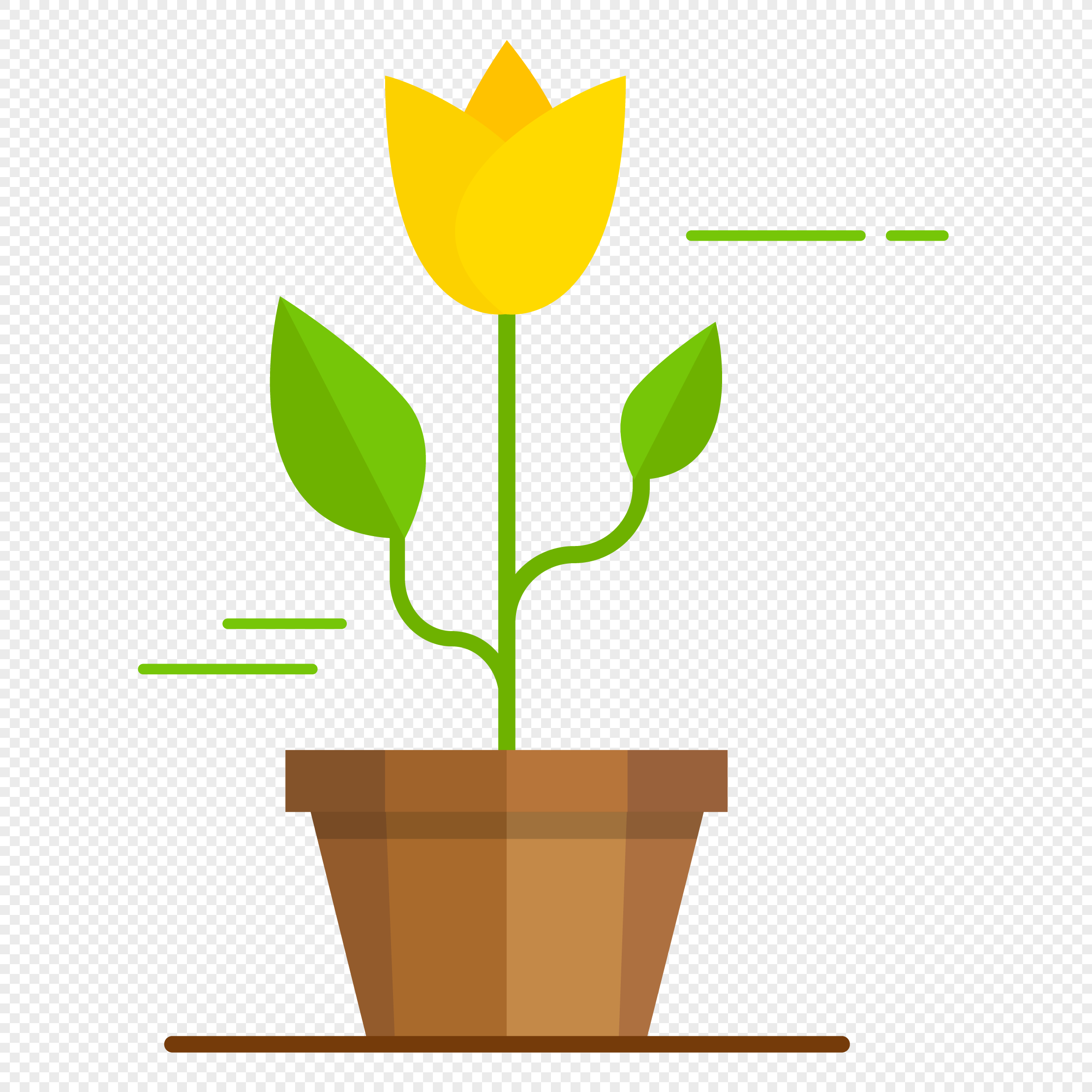 Yellow Flower Icon Png Imagepicture Free Download 400558883lovepik