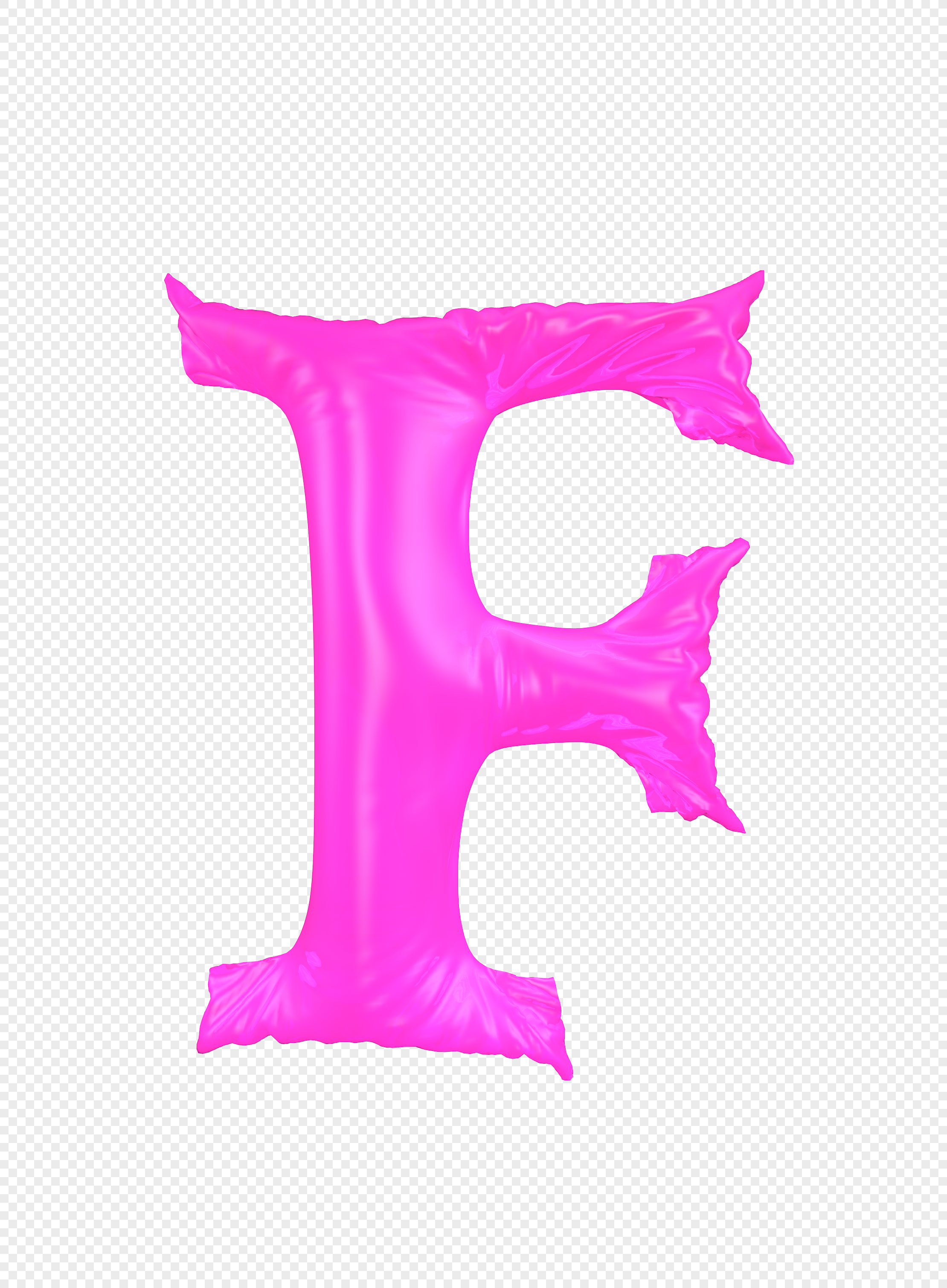 Ballooning letter f png image_picture free download ...