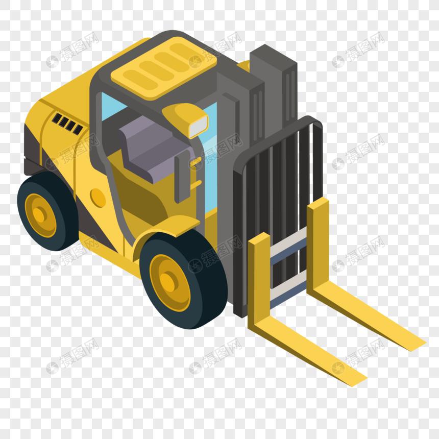 Modelo De Carretilla Elevadora Imagen Descargarprf Gráficos