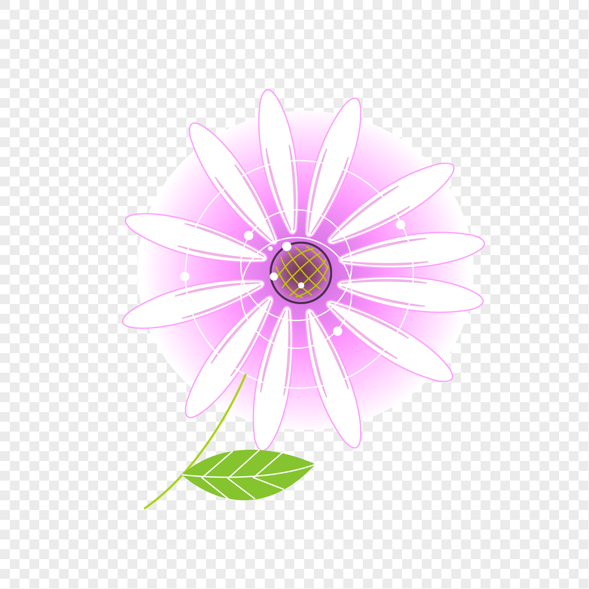 Pink Flowers Round Png Imagepicture Free Download 400570857lovepik