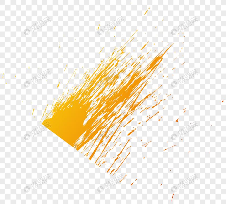 Nhỏ Màu Vàng Nhạt Màu Nước Hình ảnh định Dạng Hình ảnh Psd