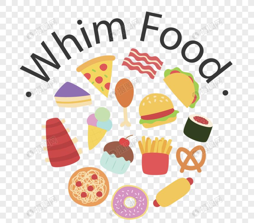 Gambar Makanan Kartun Gambar Keren Hits