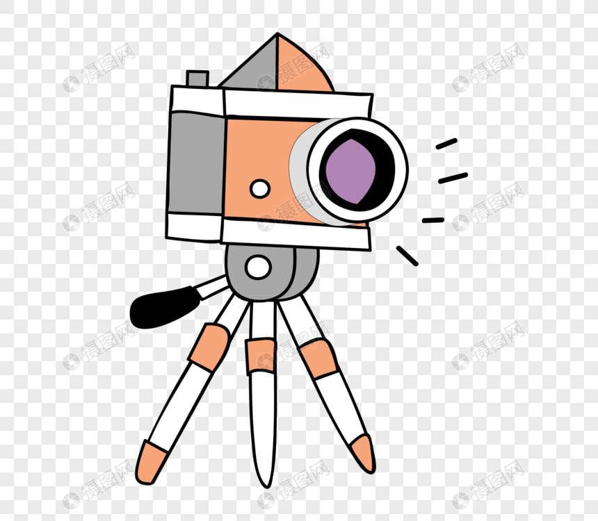 Hand Drawn Camera Png Image Picture Free Download 400586385 Lovepik Com
