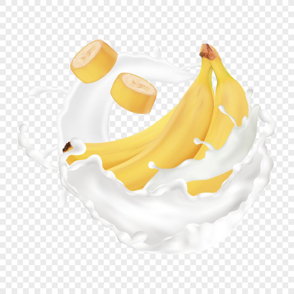 Banana Milk Png Image Picture Free Download 400592175 Lovepik Com