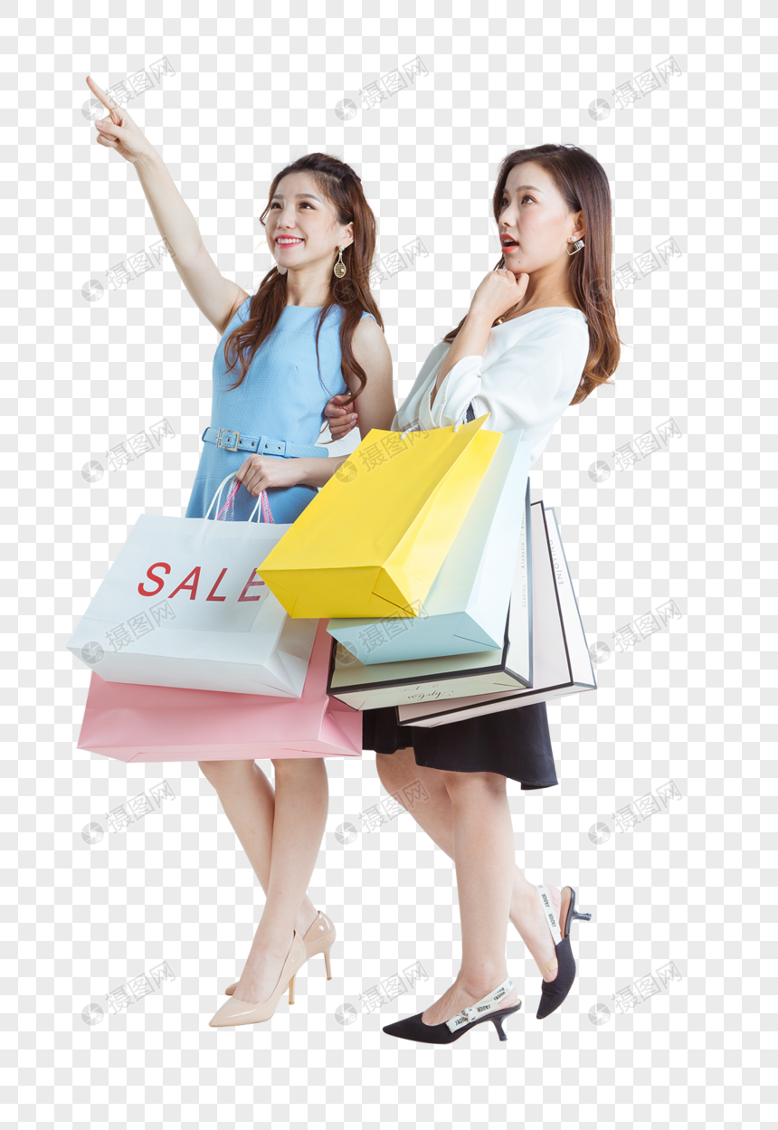 girlfriends shopping bags shopping bags png