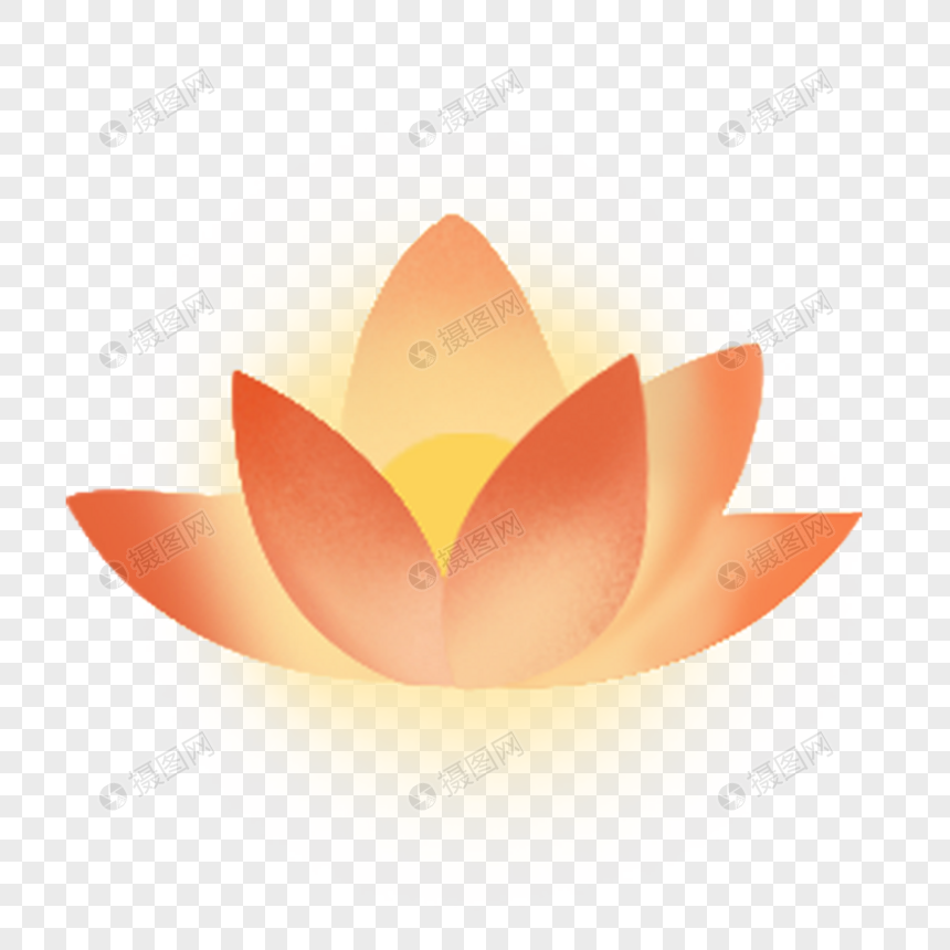 Lantern Shaped Like A Lotus Flower Png Imagepicture Free Download