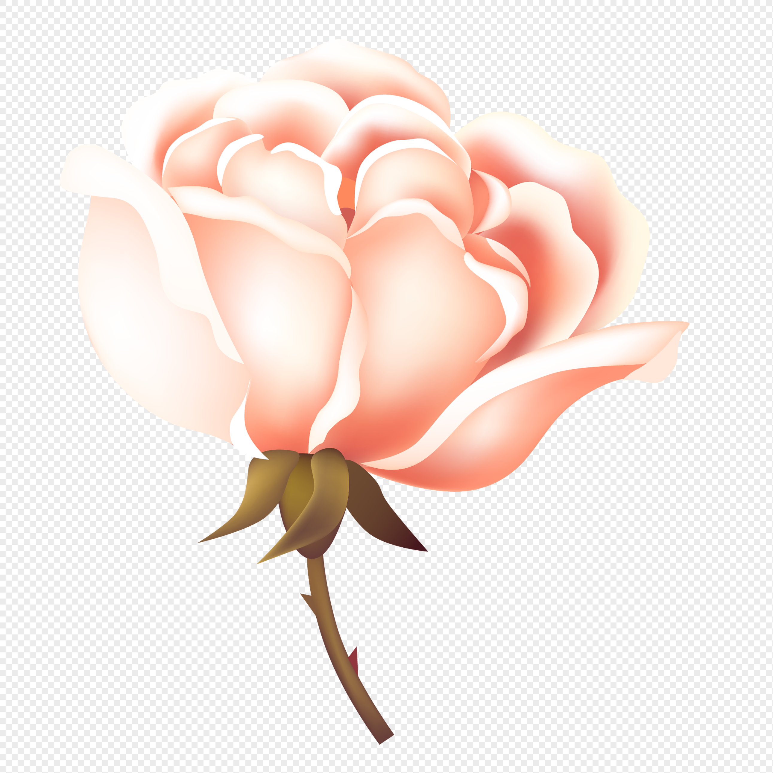 Pink Cartoon Flowers Png Imagepicture Free Download