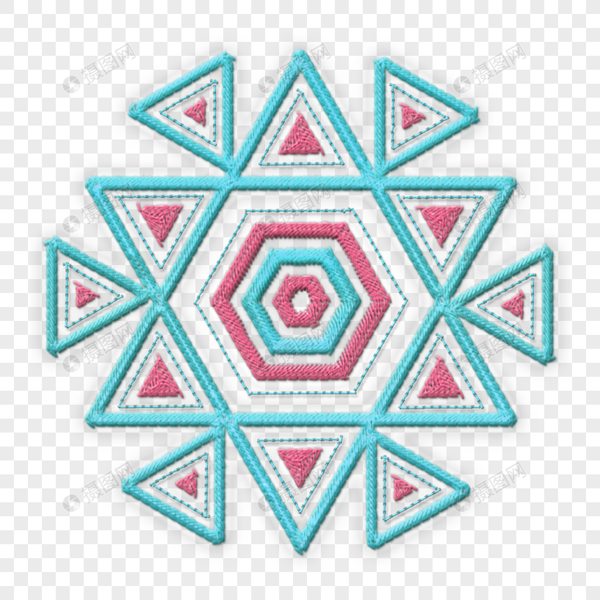 Hand Painted Embroidery Patterns Png Image Picture Free Download