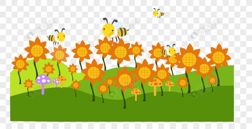 Lebah Kartun Gambar Unduh Gratisimej 400621609format Mylovepikcom