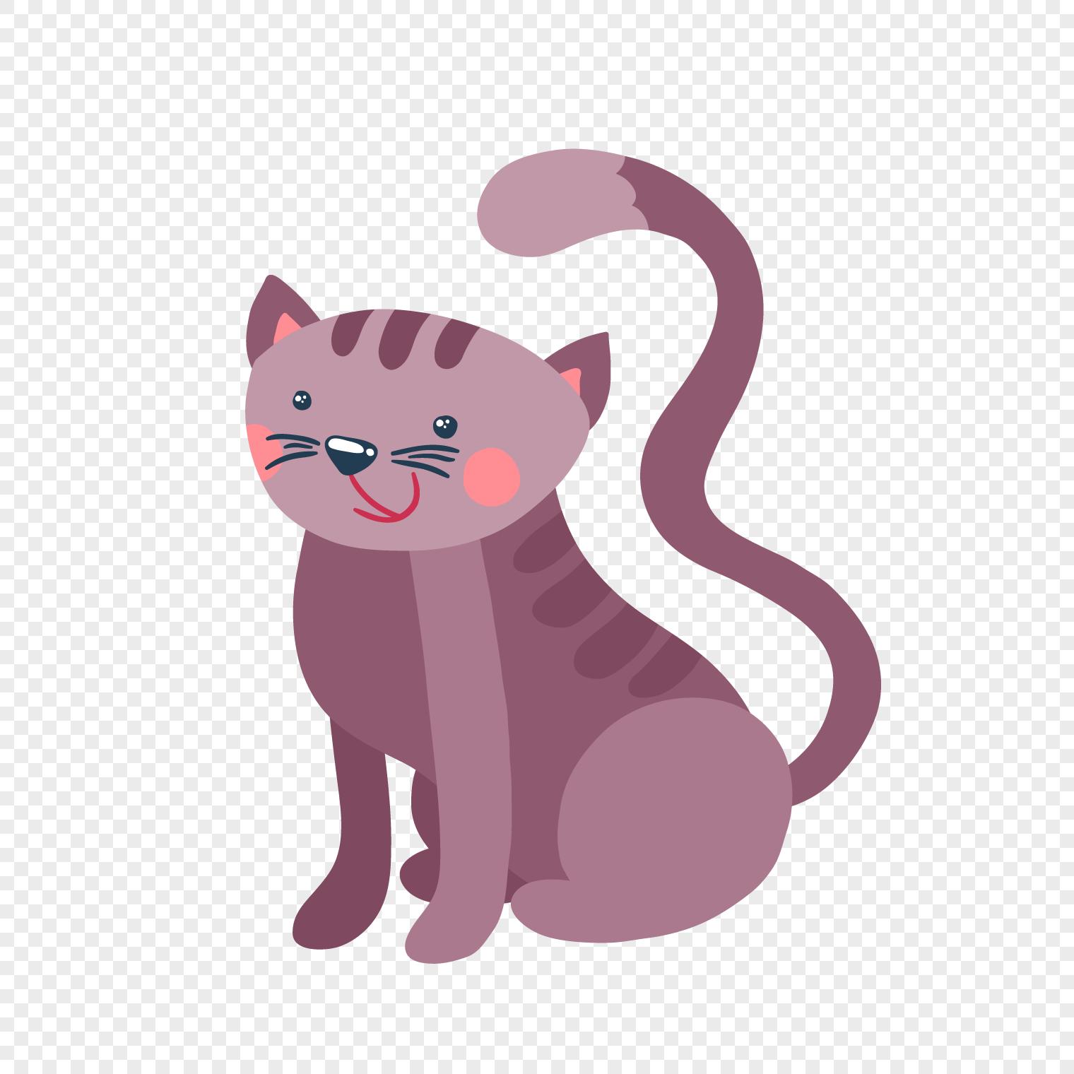 Cartoon Gambar Kucing Kartun Wwwtollebildcom