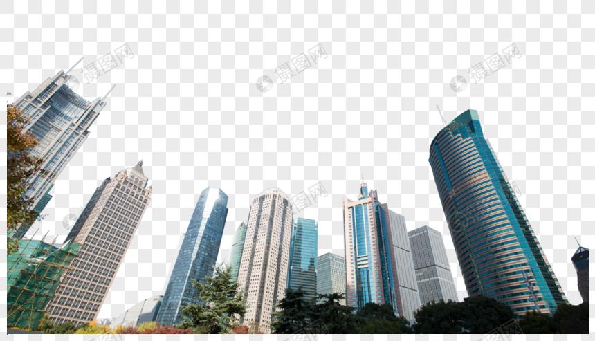 shanghai landmark lujiazui architecture png