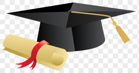 Bachelors Degree In Cartoon Graduation