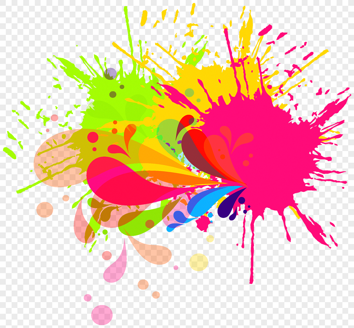 Paint Splash Png Image Picture Free Download 400651960