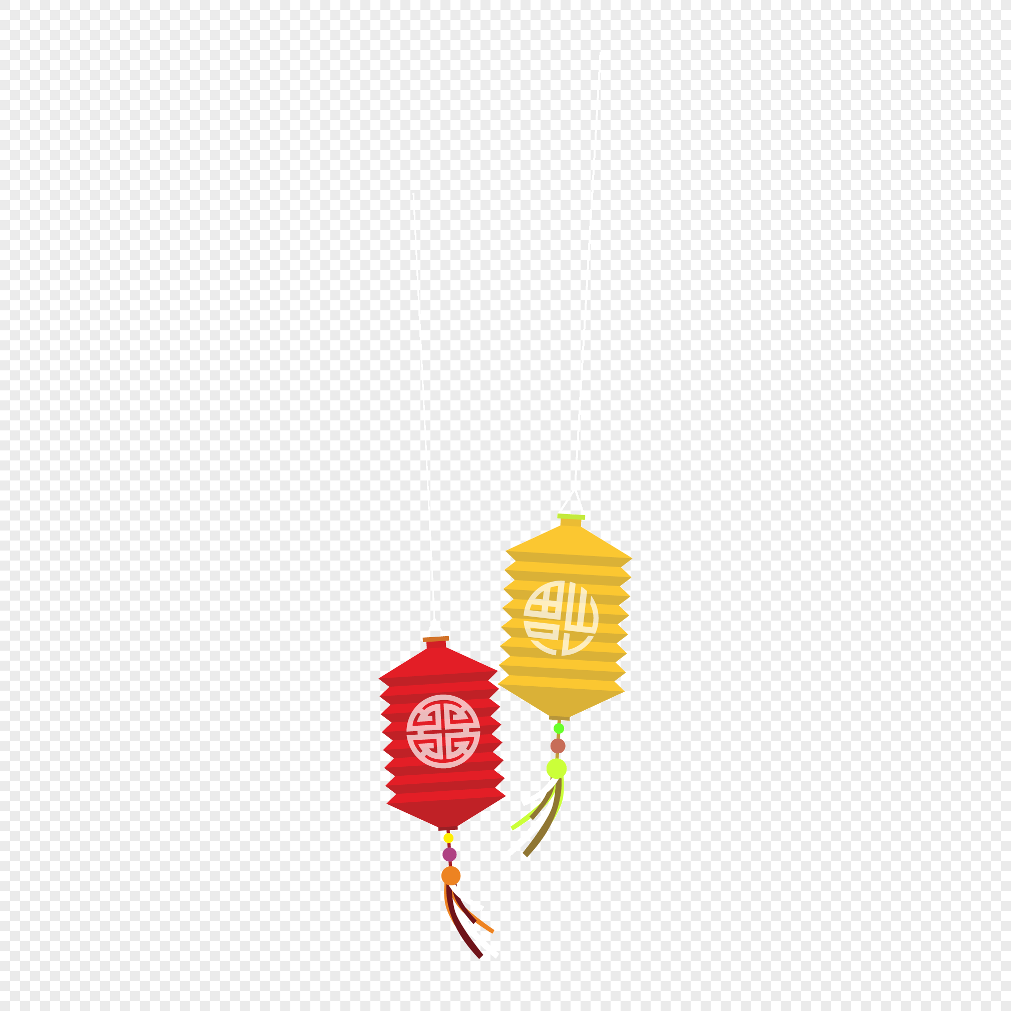 Origami Lantern Pattern Png Imagepicture Free Download