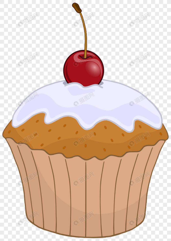 Pastel De Cereza De Dibujos Animados Imagen Descargarprf Gráficos