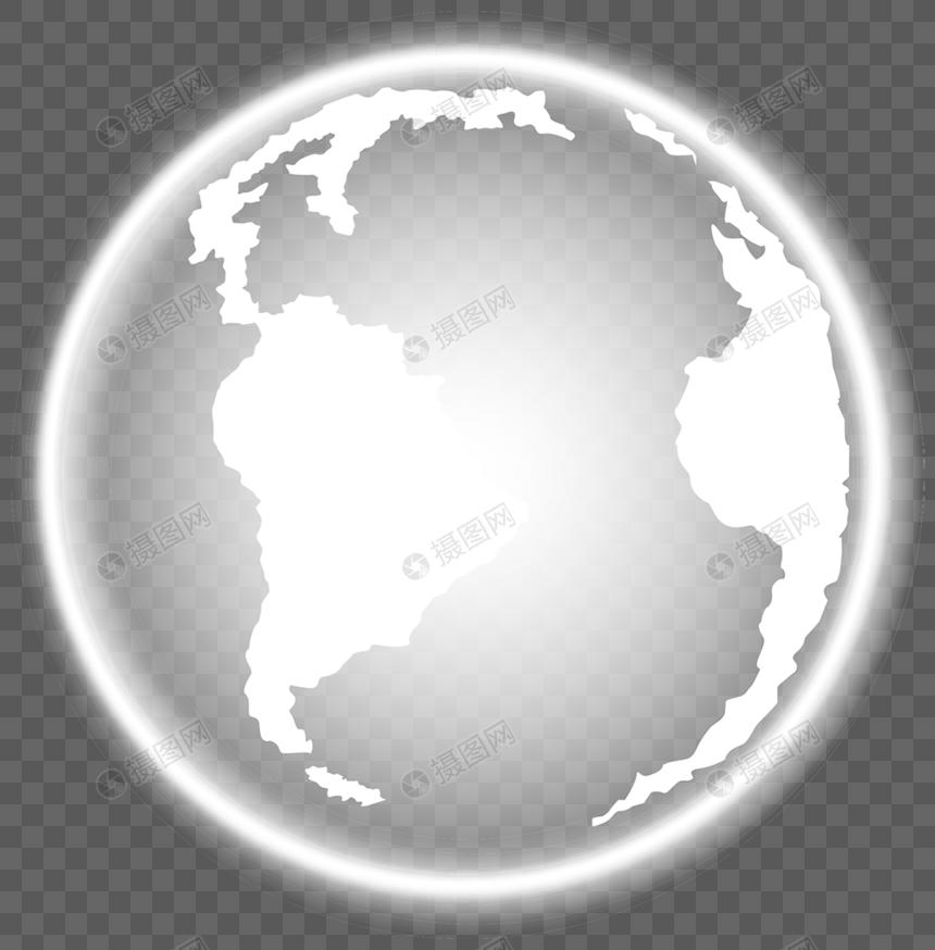photo de globe terrestre blanc num ro de l 39 image400665183. Black Bedroom Furniture Sets. Home Design Ideas