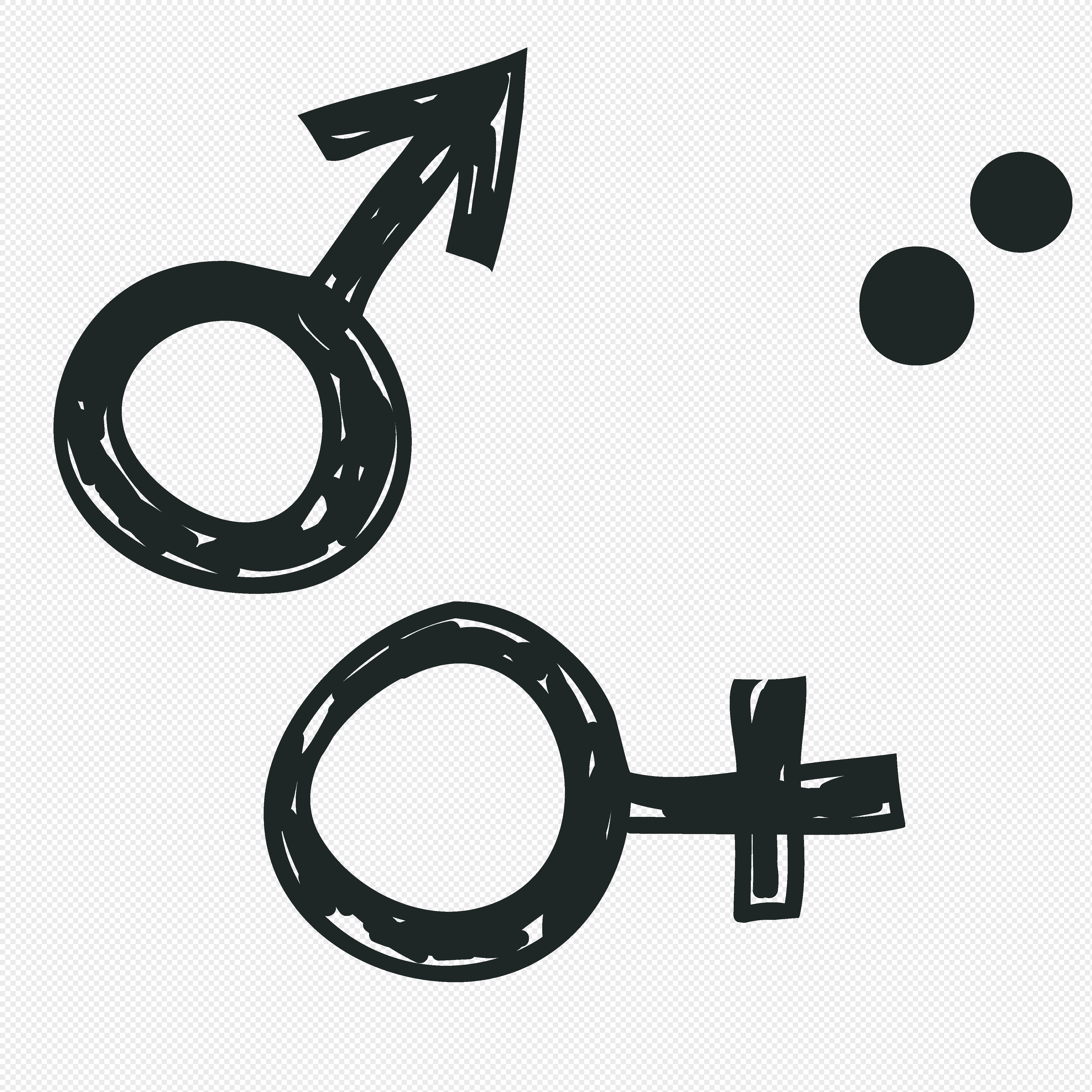 Male And Female Symbols Png Imagepicture Free Download