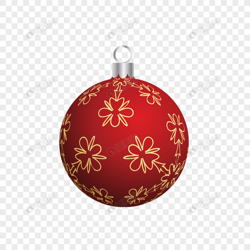 Christmas Decoration Ball Png Image Picture Free Download