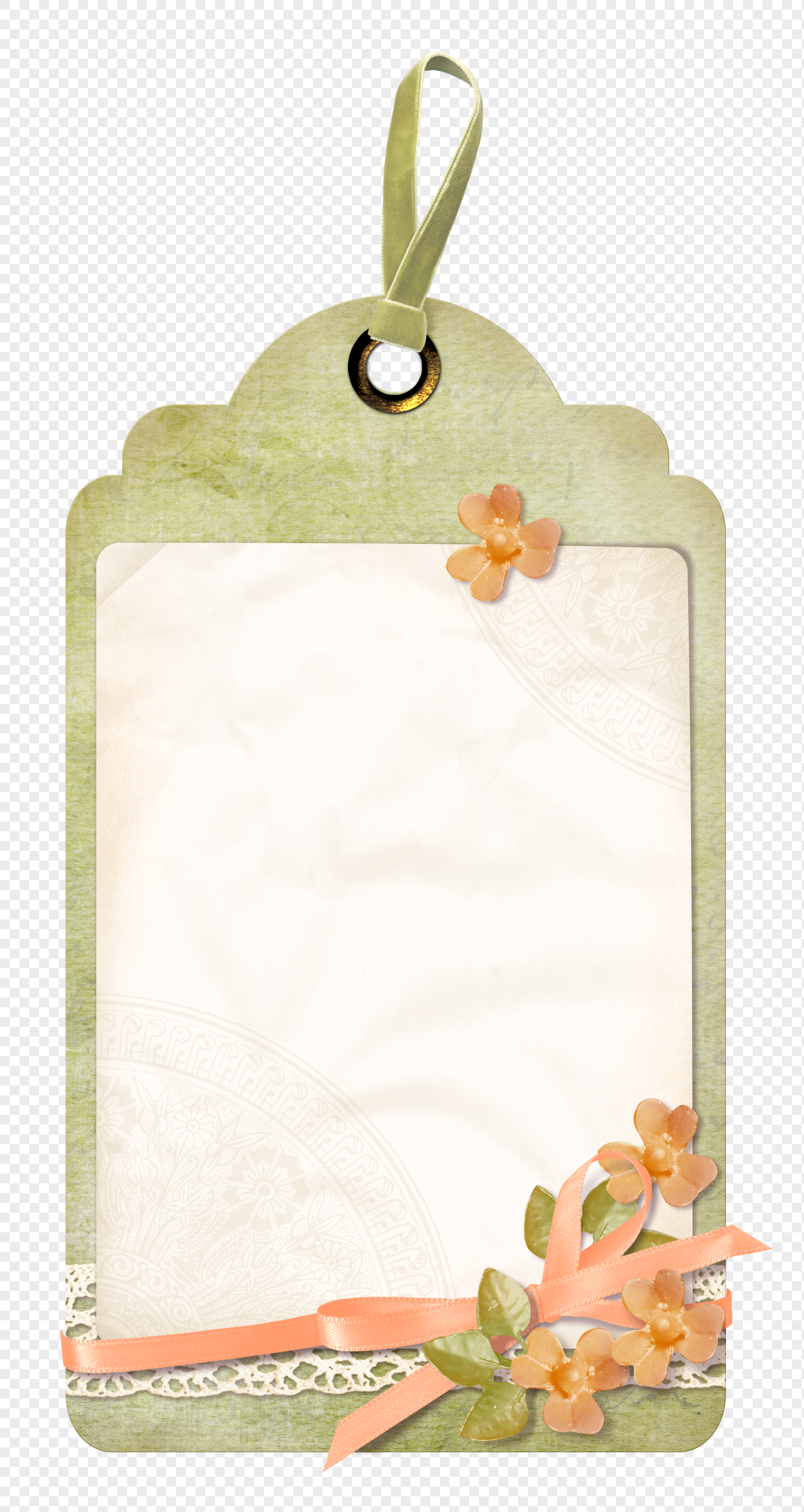 Rectangular And Elegant Hanging Frames Png Image Picture Free
