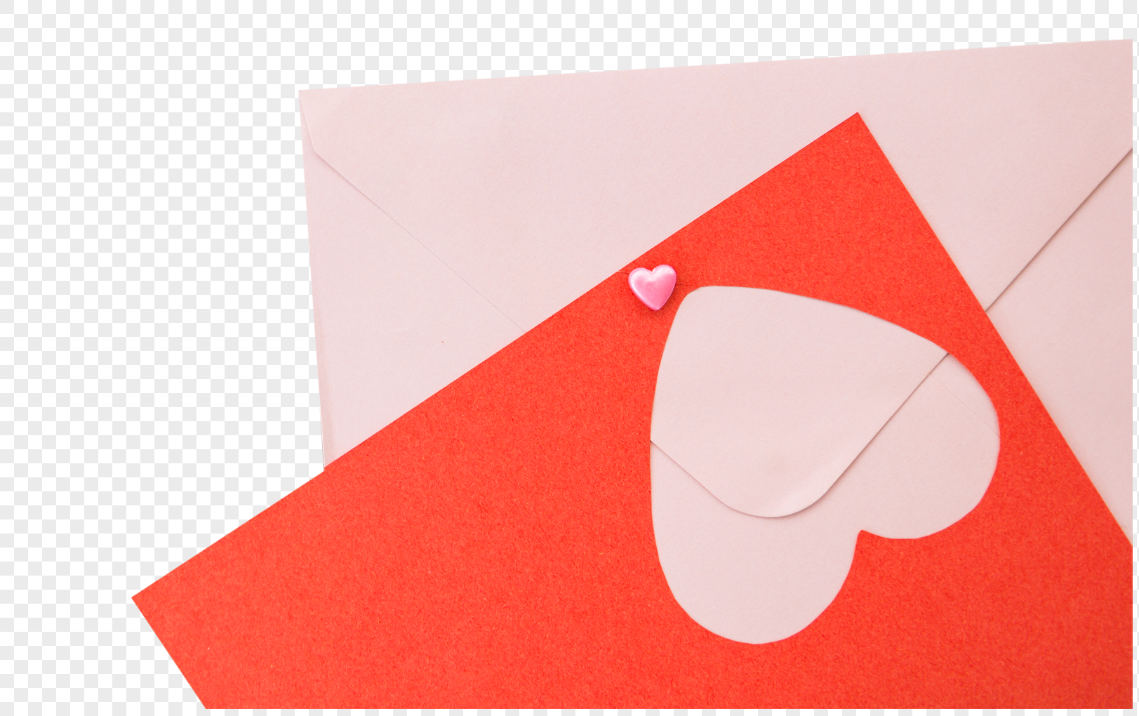 520 Love Envelopes On Valentines Day Png Image Picture Free Download