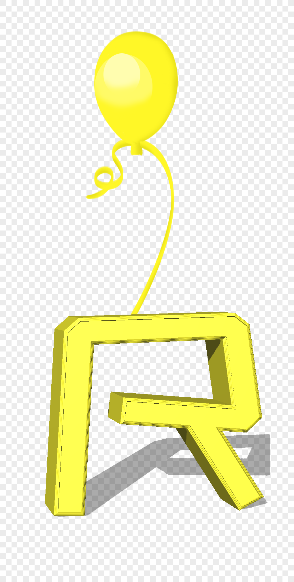 The Golden Letter R Png Image Picture Free Download
