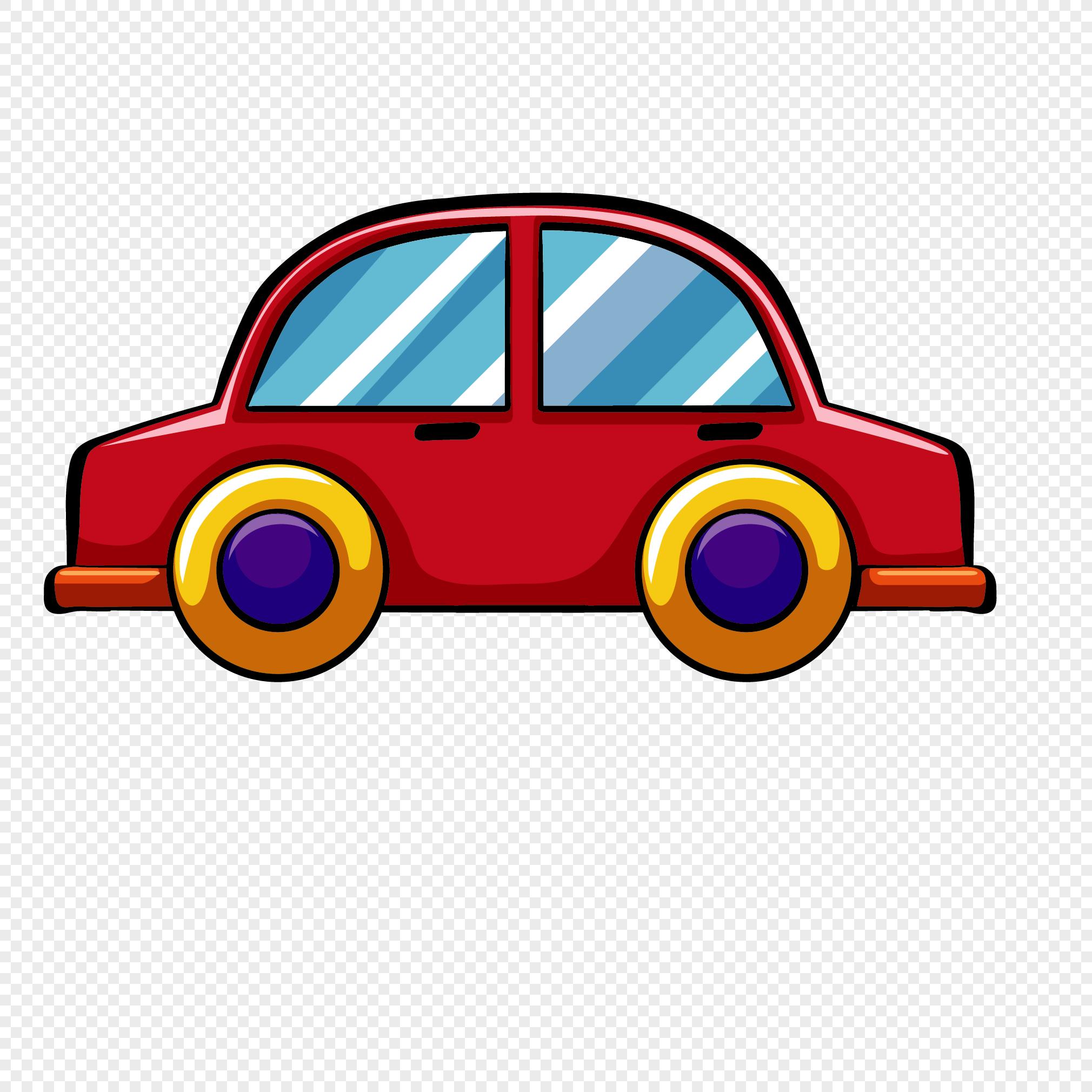 Carro De Juguete Rojo Imagen Descargar Prf Graficos 400747149
