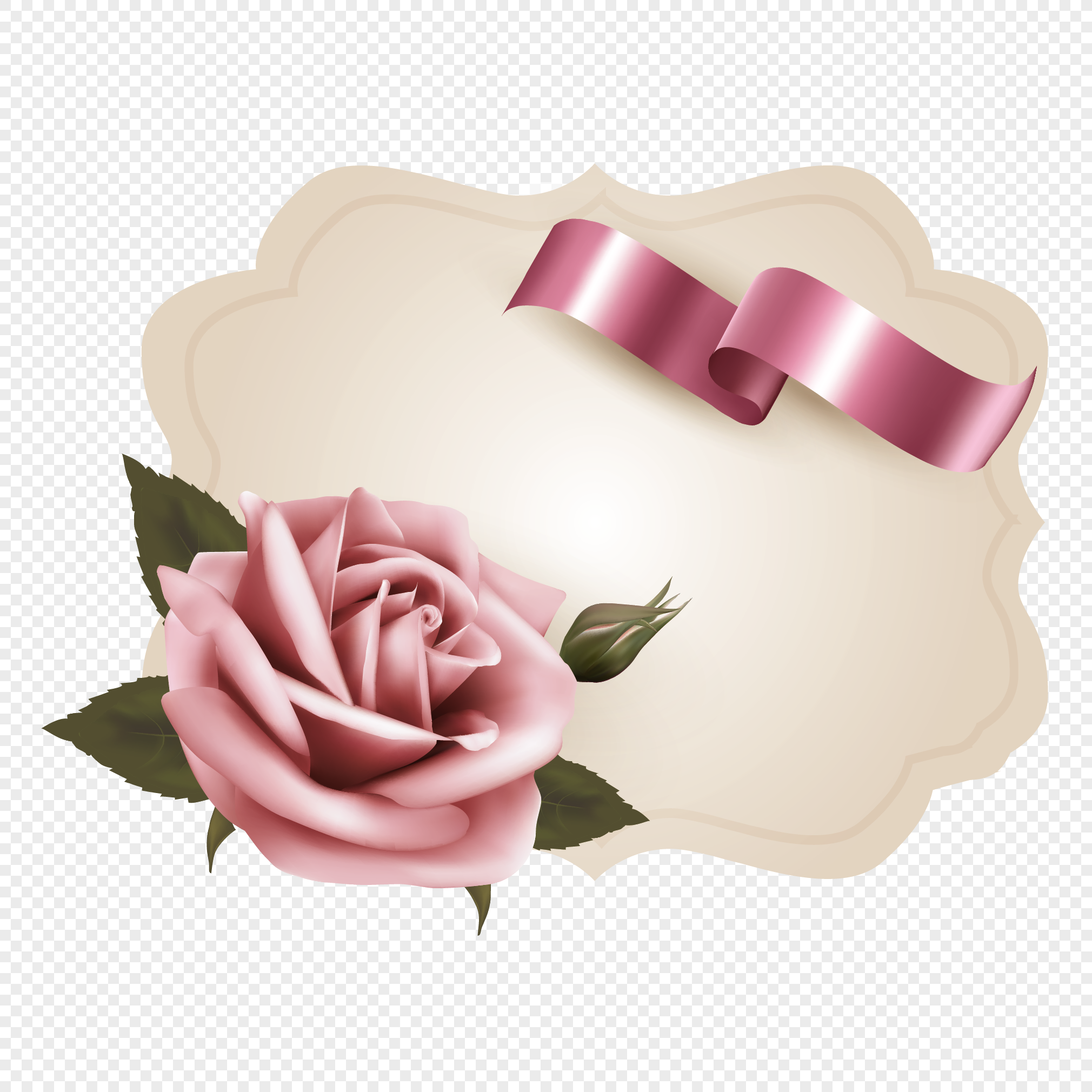 Romantic Valentines Day Card Png Image Picture Free Download