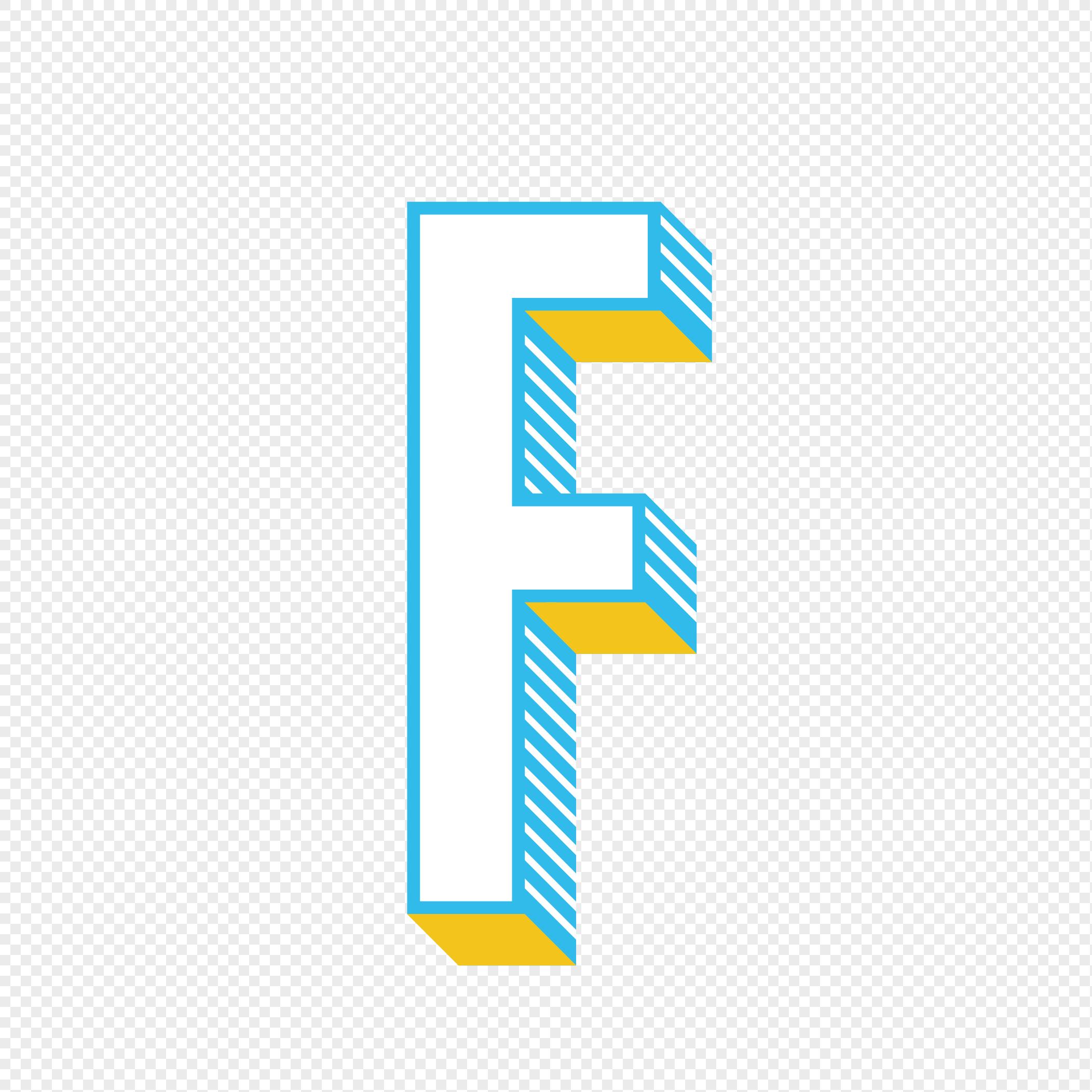 Bảng Chữ Cái Tiếng Anh F Stereo