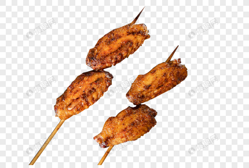 grilled wings png
