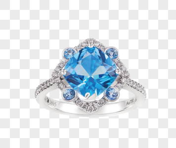 Blue Diamond Enement Rings | Blue Diamond Ring Jewelry Png Image Picture Free Download