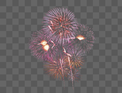 Los Fuegos Artificiales Festivos Y Los Petardos Encienden Los