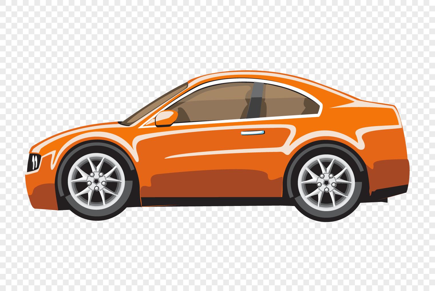 Vektor Pola Dekorasi Mobil Kartun Gambar Unduh Gratis Grafik