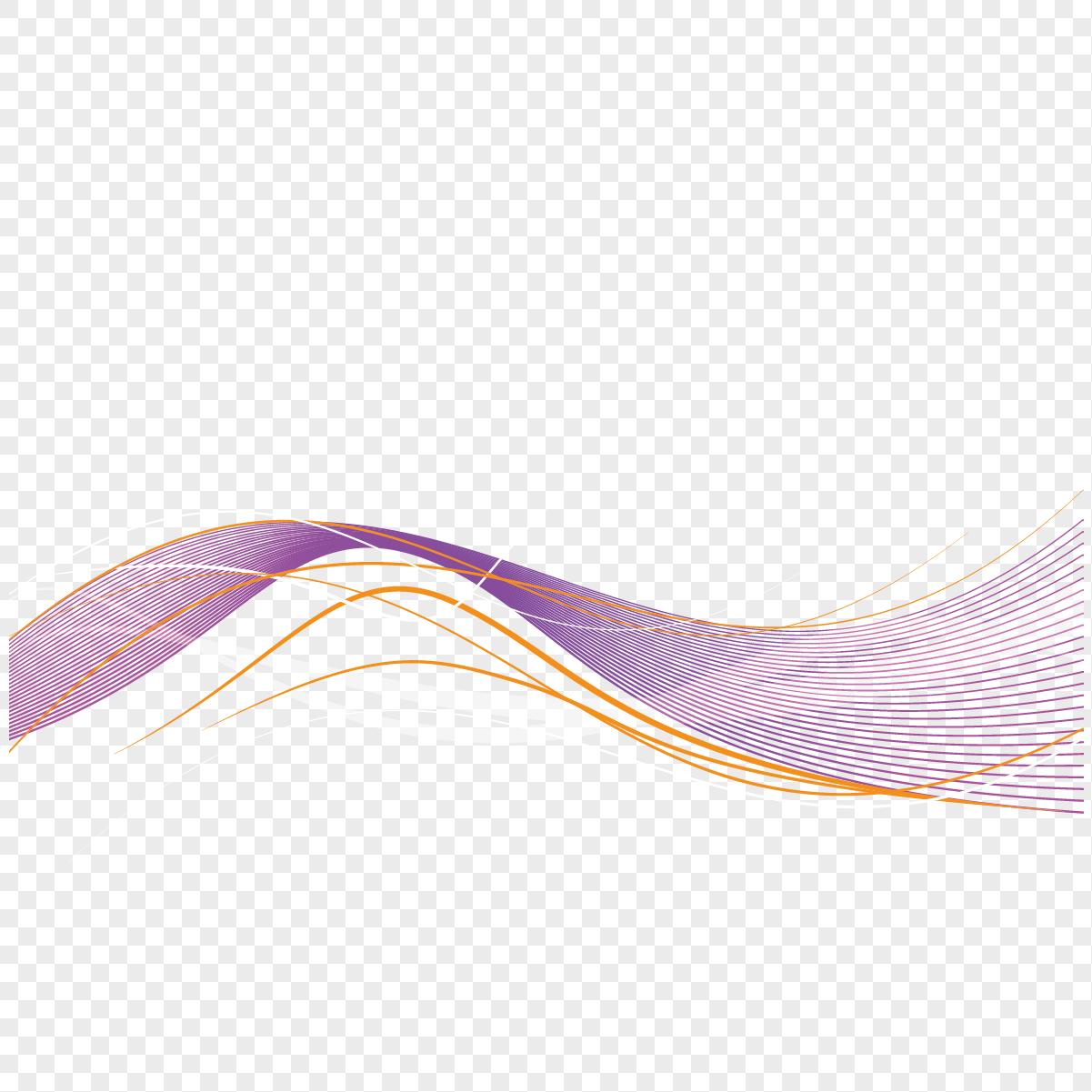 紫色の波線イメージ_グラフィックス Id 400782710_PRF画像フォーマットpng_jp.lovepik.com