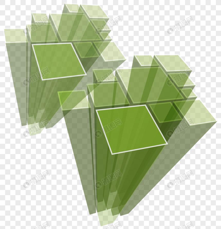 three dimensional urban green volume - 650×676