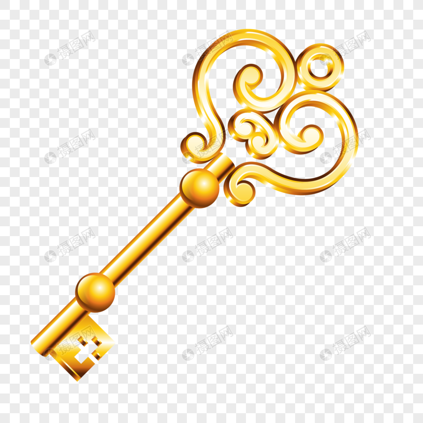 Golden key png image_picture free download 400787709 ...  Золотой Ключ Рисунок