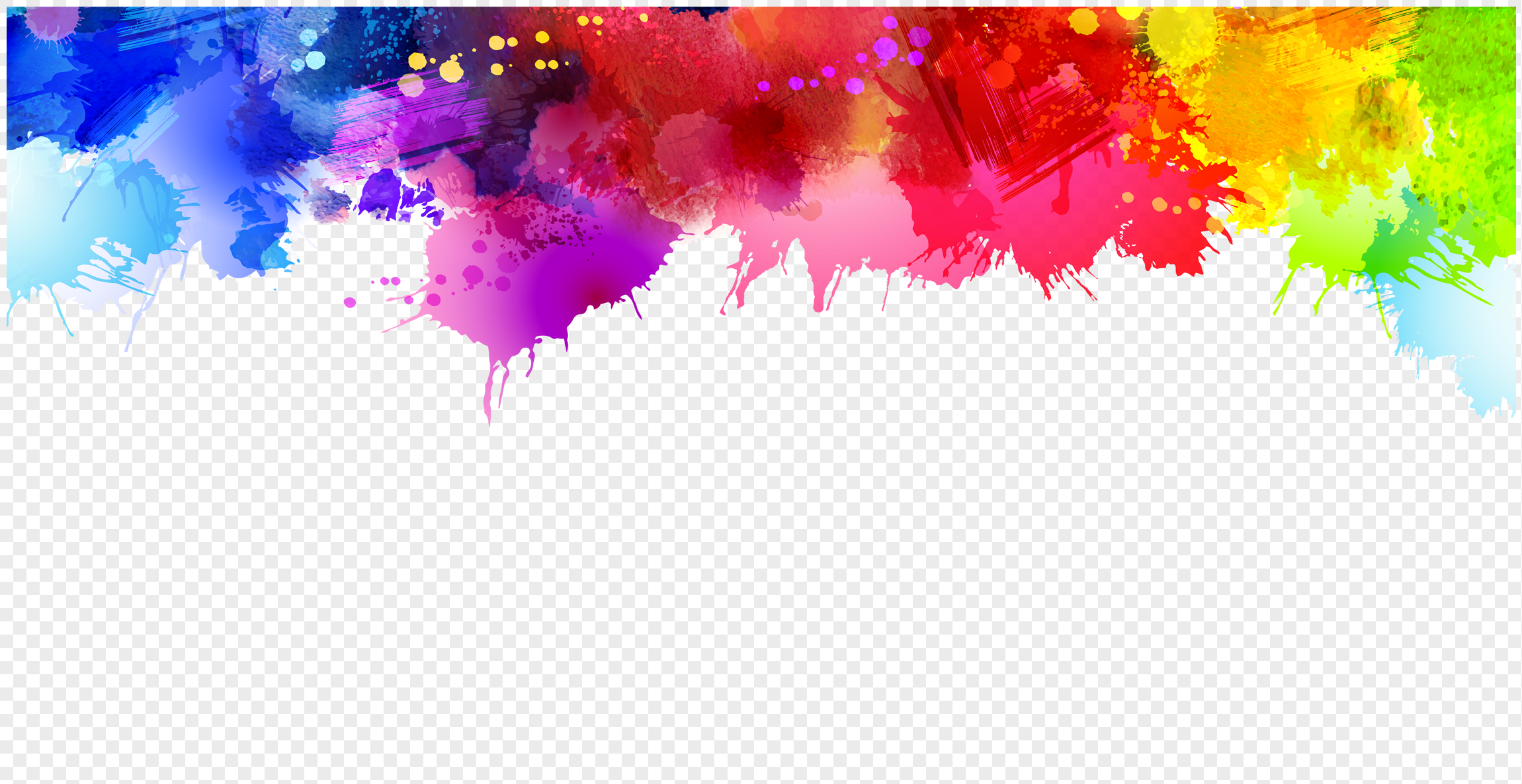 Water Color Splash Png Image_picture Free Download
