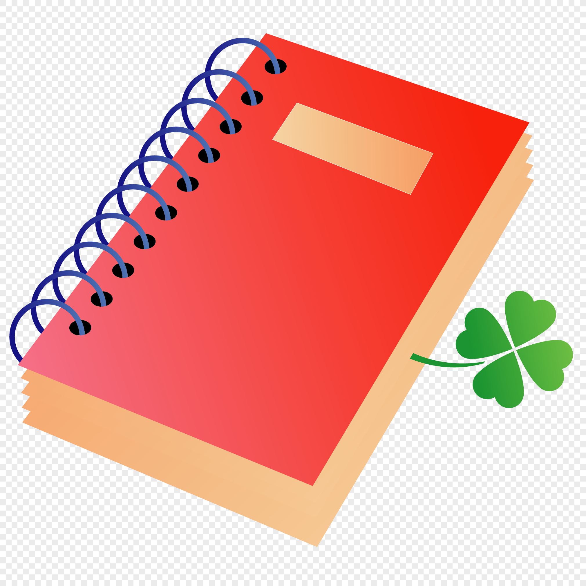 Red notebook png image_picture free download 400584247_lovepik. Com.