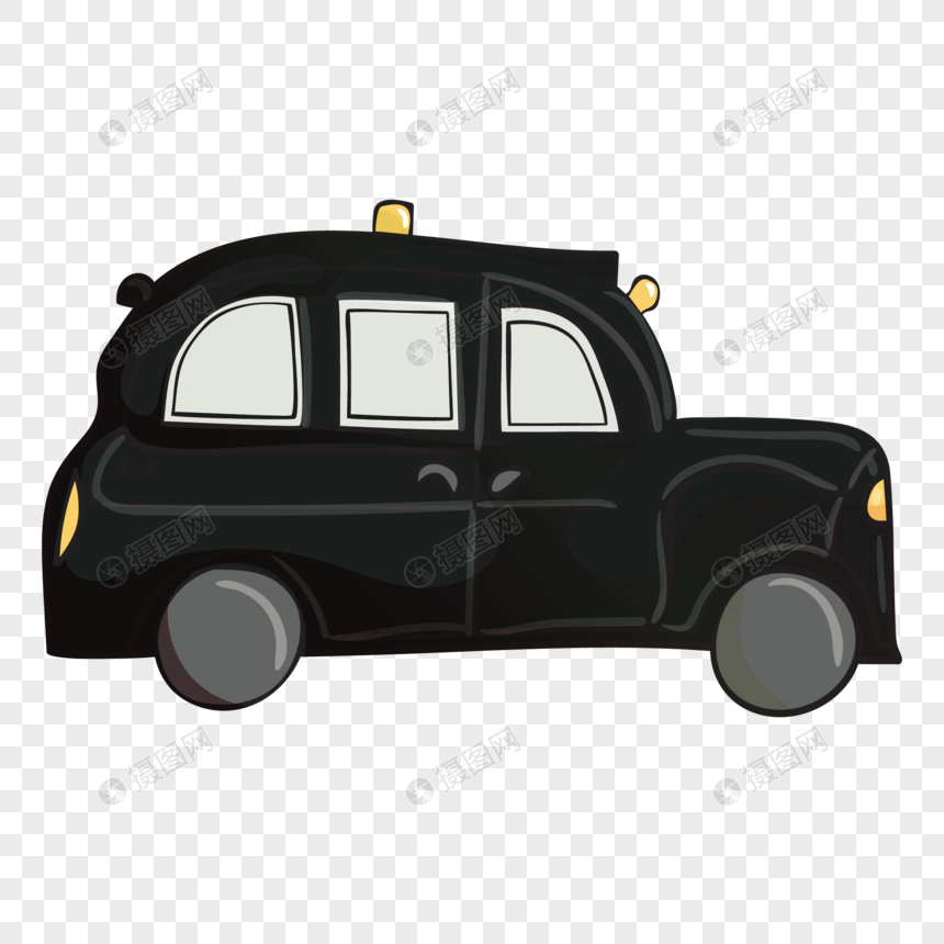 Hand Drawn Cartoon Car Png Image Picture Free Download