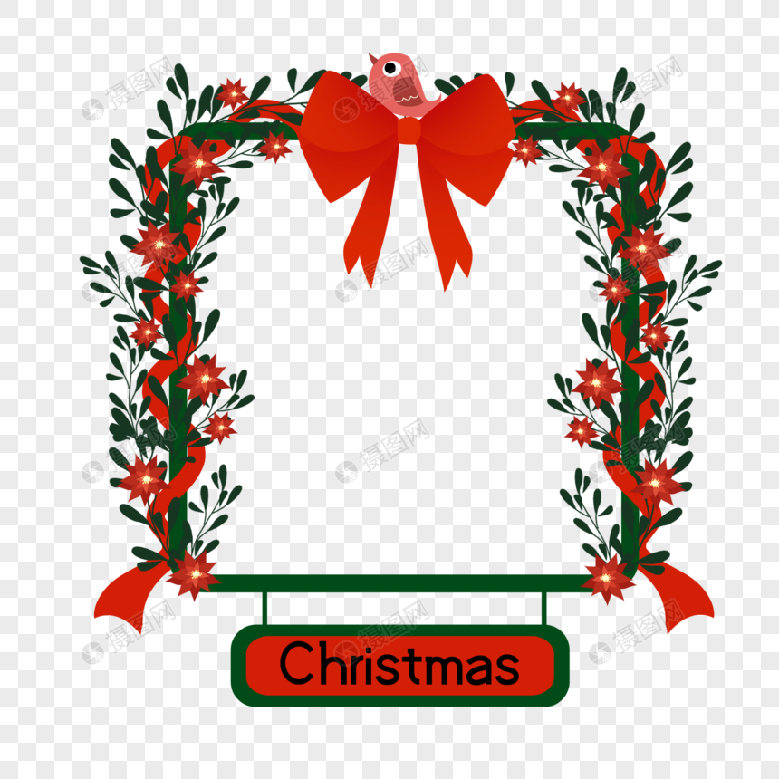 Christmas Border Design Png.Christmas Border Decoration Png Image Picture Free Download