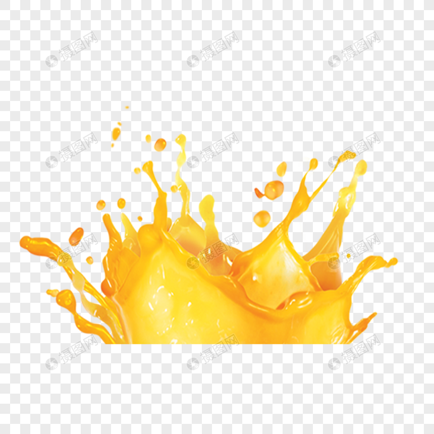 fruit spatter special effects png