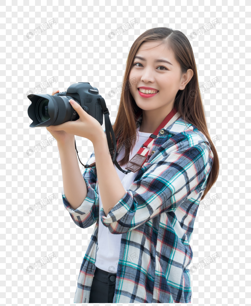 City Travel Girl Camera Png Image Picture Free Download 400828590 Lovepik Com