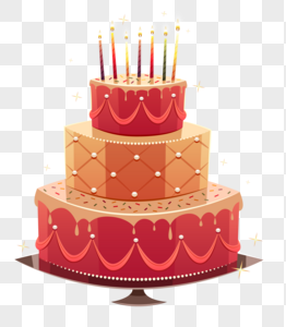 84315 Beautiful Birthday Cake Graphics Images Free Download On Mlovepik