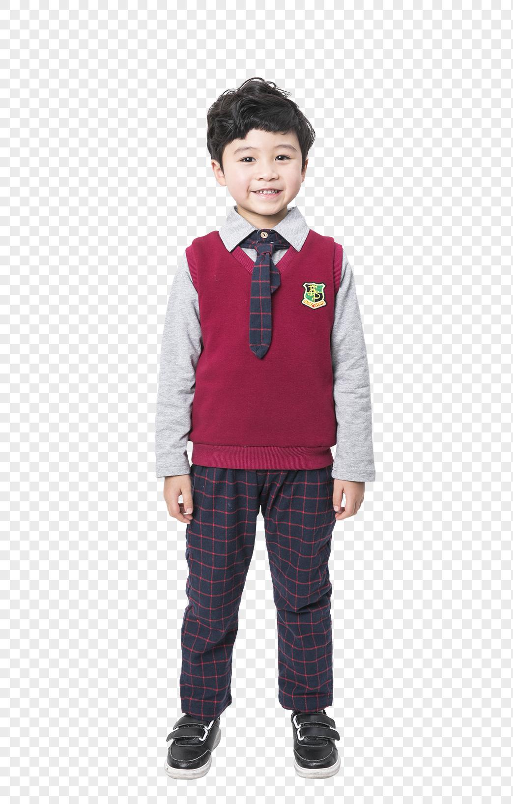 Children In School Uniform Png Image Picture Free Download