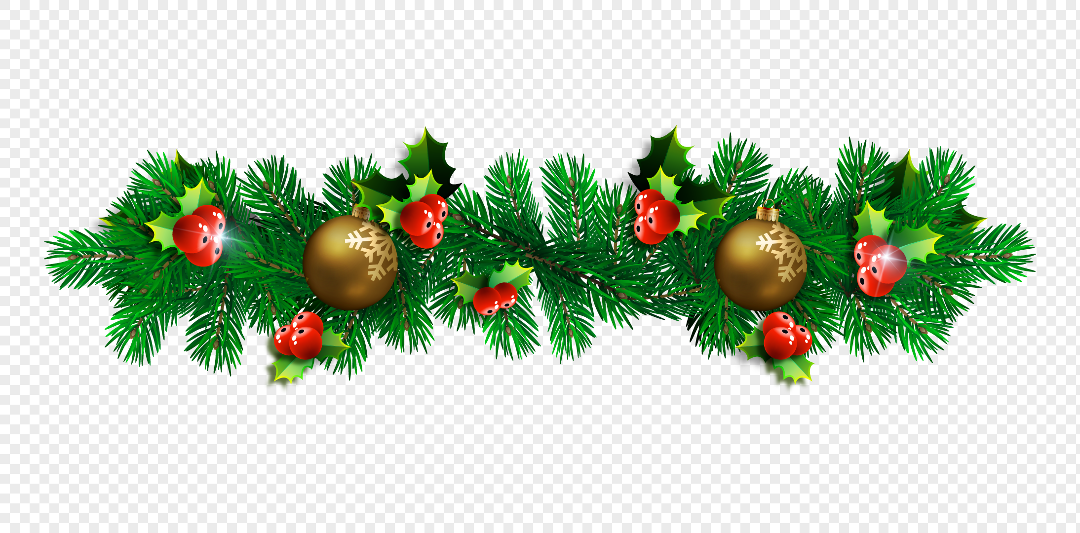 Christmas Decorations Png Image Picture Free Download