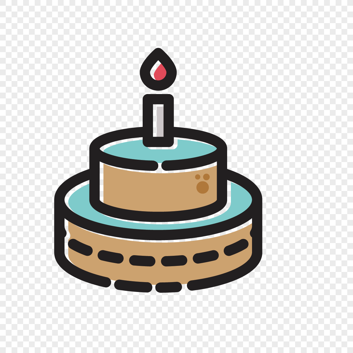 Birthday Cake Icon Icon Png Image Picture Free Download
