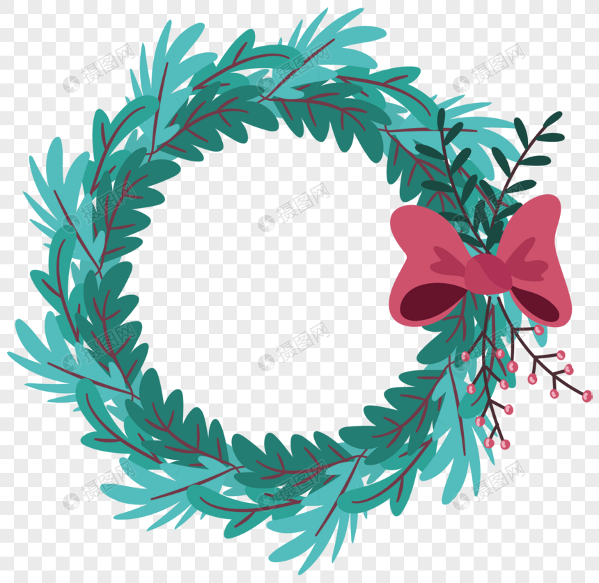 Christmas Wreath Png.Christmas Wreath Png Image Picture Free Download