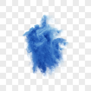 Blue smoke png image_picture free download 400926584_lovepik com
